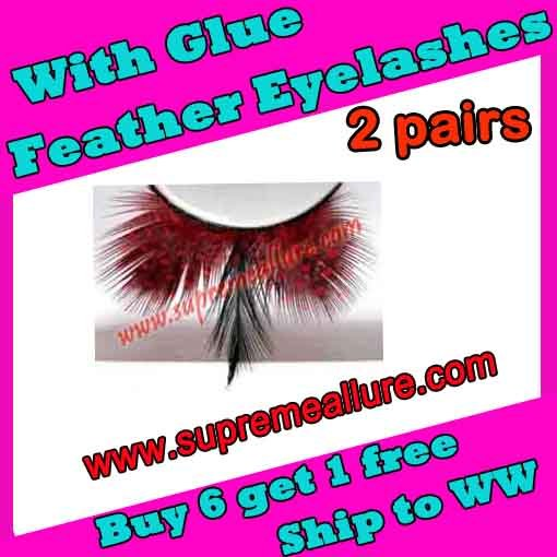 Feather Eyelashes SA-69