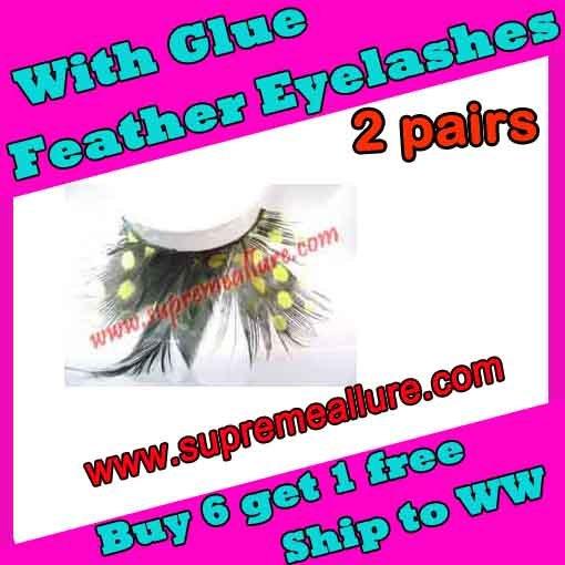 Feather Eyelashes SA-70