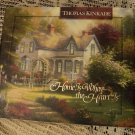 Home is Where the Heart is by Thomas Kinkade