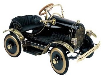 Limited Edition Model-T Roadster - Black/Gold
