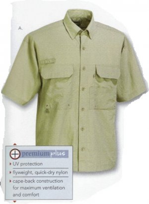 Field stream nylon long shirt porn metro pic for Field and stream fishing shirts
