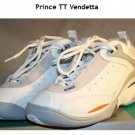 """ Triple Threat Vendetta Women's tennis shoe by Prince, size 8"""