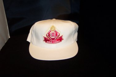 """1990 Reds Original World Series baseball cap NEW"""