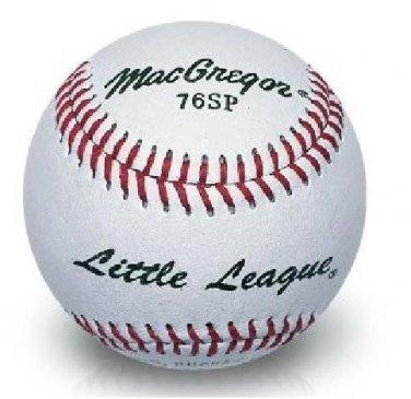 """""""MacGregor Official LL baseball MCB76SPXNEW"""""""