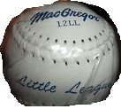 """MacGregor Official  softball 12"" MCSB12LL"