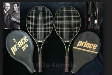 """Prince Pro 110 80's racquet NEW"""