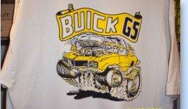 """""""Monster GS Buick T-shirt"""""""