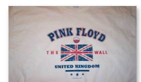 """Pink Floyd collector T-shirt"""