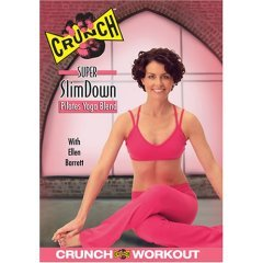 Crunch - Super Slimdown Pilates Yoga Blend