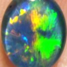 AUSTRALIAN GEM OPALTRIPLET  FOR JEWELRY PENDANT  10x8mm