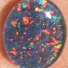 OPAL TRIPLET JEWELRY STONE FOR PENDANT OR RING 11x9 mm