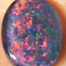 OPAL TRIPLET GEM FOR JEWELRY PENDANT OR RING 18x13mm