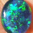 OPAL TRIPLET STONE FOR JEWELRY PENDANT OR RING  11x9 mm