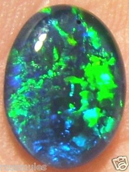 OPAL TRIPLET JEWELRY STONE FOR RING OR PENDANT   10x8mm