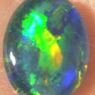 GEM OPAL TRIPLET FOR JEWELRY PENDANT OR RING 9x7mm