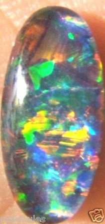 OPAL TRIPLET JEWELRY STONE FOR PENDANT OR RING   12x6mm