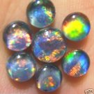 OPAL TRIPLET JEWELERY STONES FOR RING   6of-5+1-6 mm