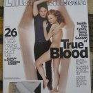 EW ENTERTAINMENT WEEKLY TRUE BLOOD STEPHEN MOYER ANNA PAQUIN 2014 JUNE 27 #1317