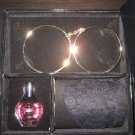 RARE LIMITED VICTORIA'S SECRET FEARLESS VIP EXCLUSIVE BOX SET KIT BRACELET EDP