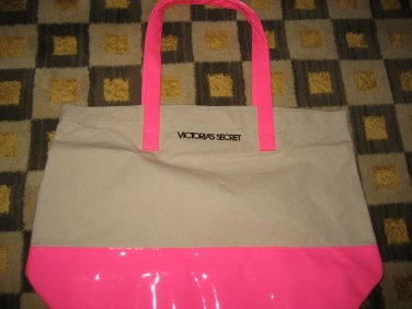 RARE VICTORIA'S SECRET LIMITED EDITION 2014 SWIM BEACH SEXY SUMMER TOTE BAG