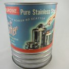 Aluminum Housewares Company Fairgrove Pure Stainless Steel Flour Sifter tblww1