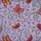 Absolutely Cotton RN 41324 Kristens Garden Mix Novelty 100% Cotton Fabric