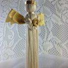 Tasseled Angel Ivory Gold Hosely Inc Fringed Angelic Anytime Decoration tblmw1