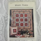 Thimbleberries Winter Posies Quilting Pattern Includes Pillow Instruction tblno1