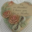 Shabby Rose I'm So Thankful I Have You for a Mother Trinket Box tblmn1