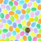 """I Spy 6 by 9 inch Jelly Beans EGGS Candy   Novelty Fabric 6"""" x 9""""  pc"""
