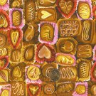 """I Spy 6 by 9 inch Expensive Wrapped Chocolate Candy Novelty Fabric 6"""" x 9""""  pc"""