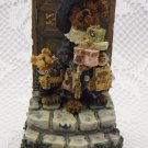 San Francisco Music Box Teddy Bears Born To Shop Tune We've Only Just Begun BS2