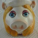 Hensons Sigma The Tastesetter Miss Piggy Ceramic Coffee Mug Cute Treasure tbleu1