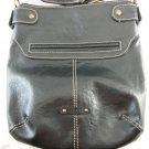 Axcess Liz Claiborne Shoulder Handbag Gold Trim Fashion Accessory tblko1