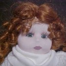 Gorgeous Handmade Homeless Doll Child of Ellis Island Collectible with Story ook