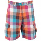 The Hundreds 'Mad' Shorts in Orange - Size 36