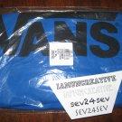 VANS Classic Logo T Shirt - Size XL