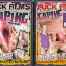 "Fuck Films ""Gaping Pussy Holes"" DVD 140 minutes"