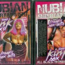 "Fuck Films Nubian Entertainment ""Black Kink Sex"" DVD"