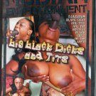 Nubian Entertainment Big Black Dicks And Tits XXX DVD