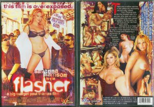 "Savanna Samson ""Flasher"" DVD 2006"