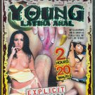"""Fuck Films """"Young Latina Anal"""" XXX DVD 2007 140 minutes"""
