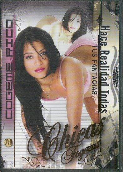 Cogeme Rico 2006 Latina DVD Chicas Fogozas Productions