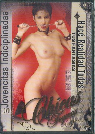 Jovencitas Indiciplinadas 2006 Latina DVD Chicas Fogoza