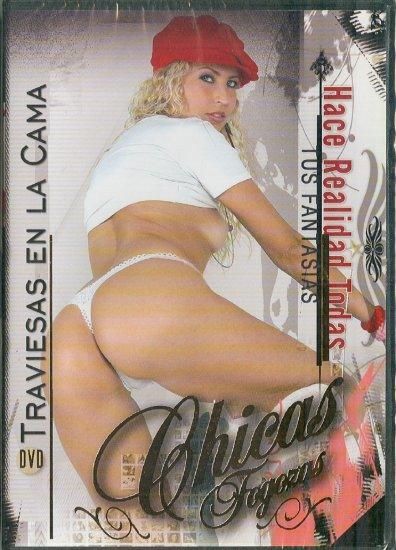Traviesas En La Cama 2006 Latina DVD Chicas Fogozas