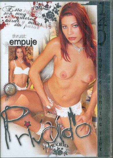 Thrust/Empuje 2007 DVD Privado 140 minutes Latina