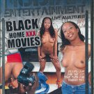 Nubian Entertainment Black Home XXX Movies DVD 2006