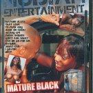 Mature Black Mothers I'd Love 2 Fuck DVD Nubian Ent