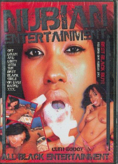 "Fuckhouse Nubian Entertainment ""Cum Gooey"" DVD 2006"