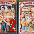 "Fuckhouse Films Van Damage ""Damage Control"" DVD 140 min"